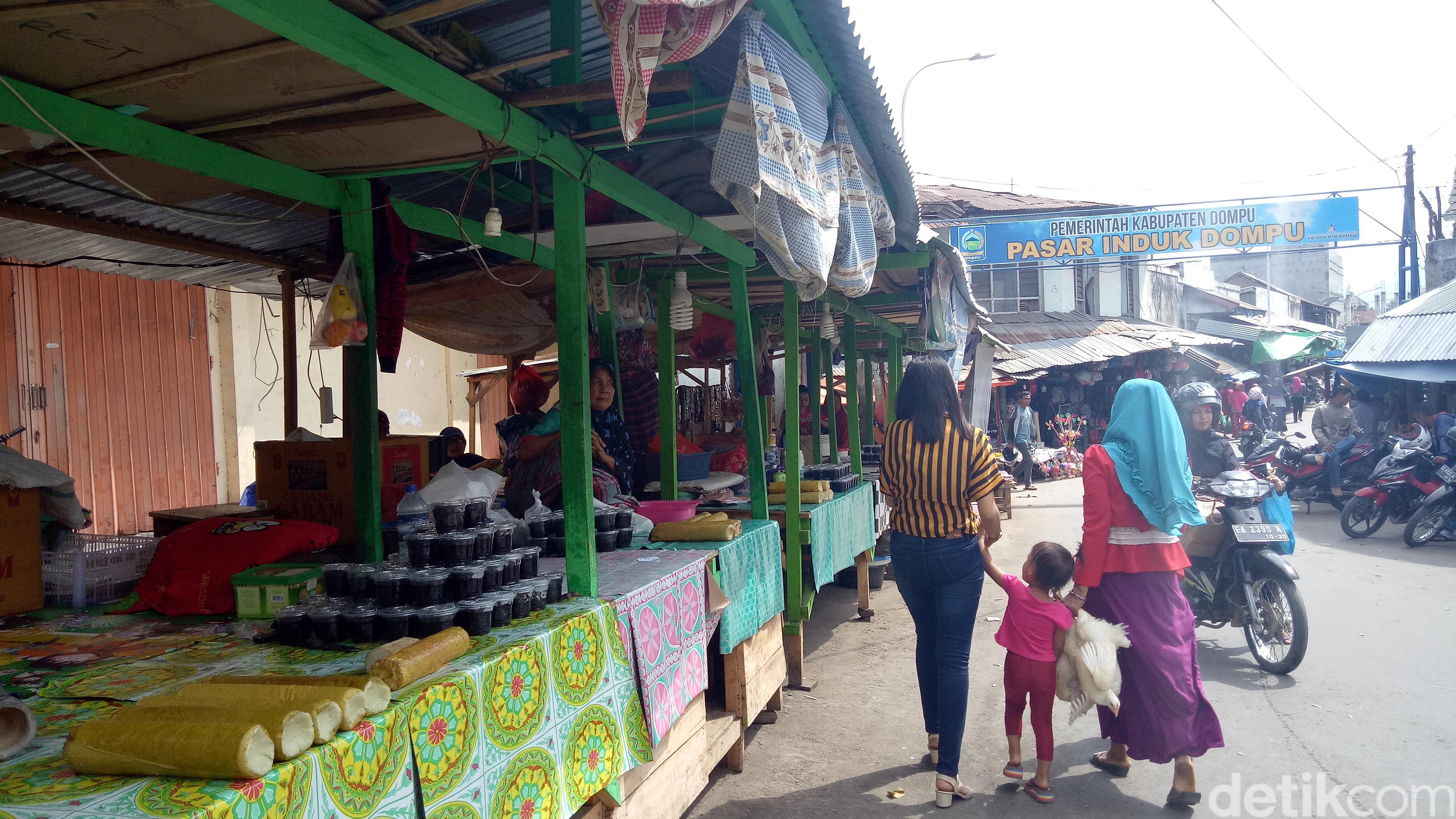 Memakan Timbu dan Dahi Yang Gurih dan Legit Khas Nusa Tenggara Barat (NTB)