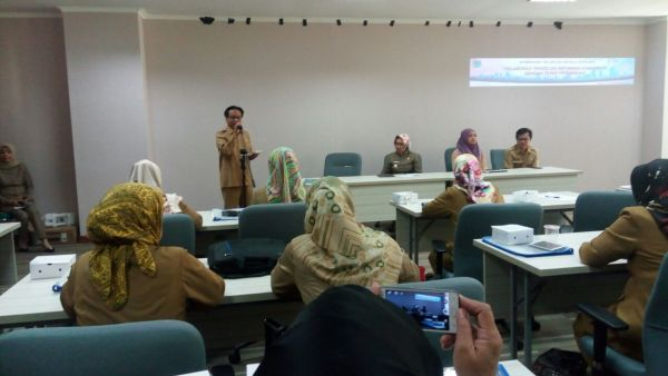 Diskominfo Tangerang Selatan Adakan Workshop Bagi Guru dan Kepala Sekolah