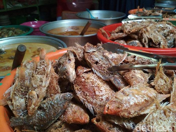 Ikan Wader di Warung Mak Ti Bikin Nagih Krenyes Renyahnya