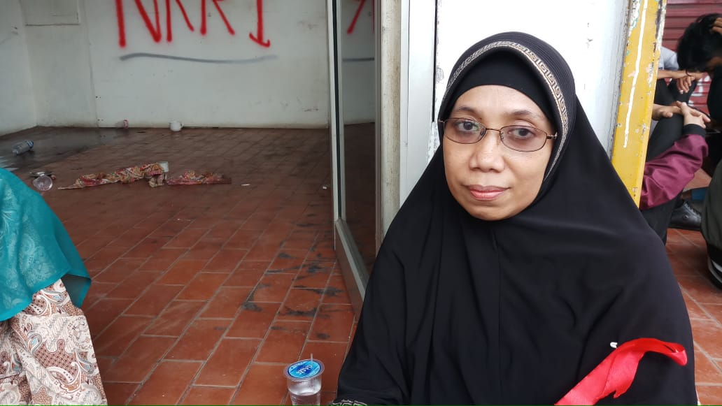 Eksekusi Lahan Warga Pagi Ini Oleh Pihak UIN Berlangsung Ricuh