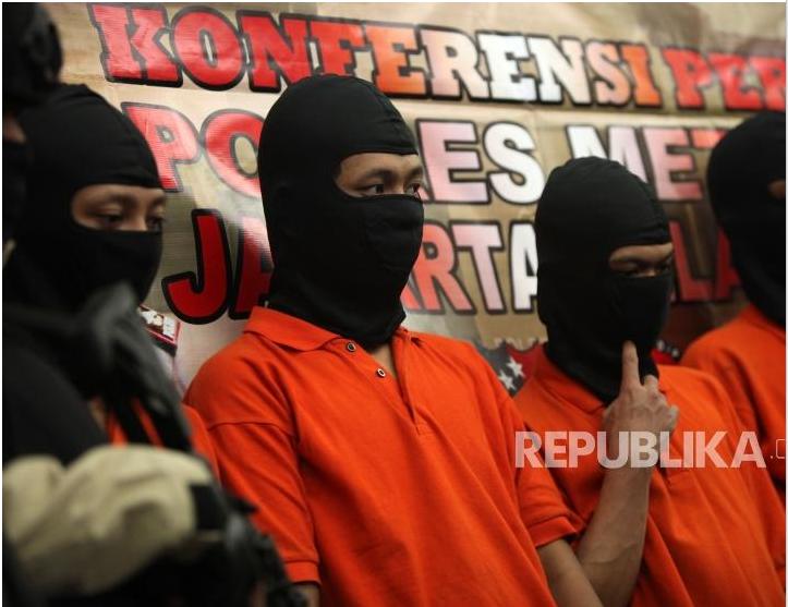 Polisi Bentuk Tim Khusus Untuk Buru Begal Bandung