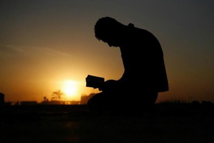 Menahan Amarah Dengan Qana'ah