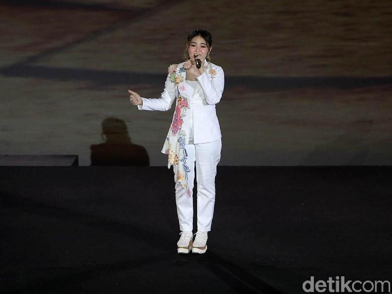 Efek Penutupan Asian Games 2018, 'Meraih Bintang' Bercokok di Puncak Tangga Lagu Lagi