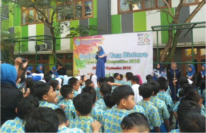 Sekolah Budi Mulia Dua Bintaro Gelar Open Day Dan Competition 2018