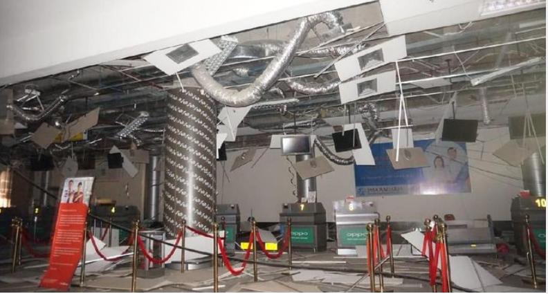 Infrastruktur Rusak Akibat Bancana Alam Gempa Donggala dan Tsunami di Palu