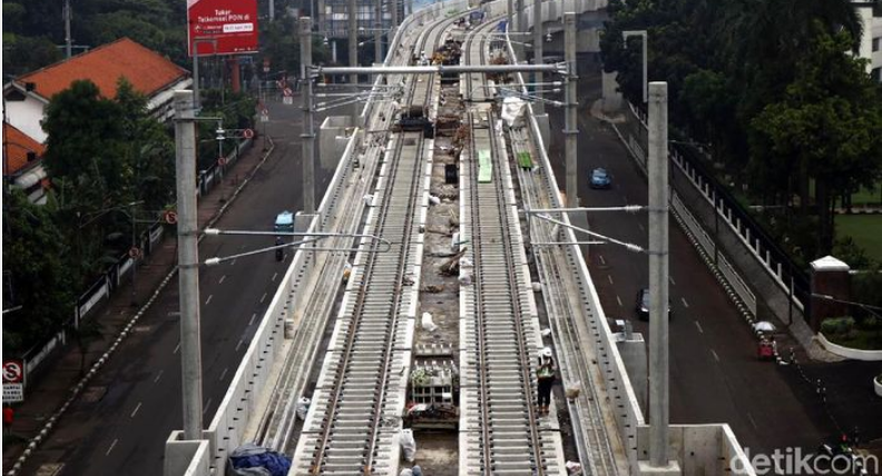 Mass Rapid Transit (MRT) Jakarta Mengusulkan Tarif Rp 8.500/ 10 Km