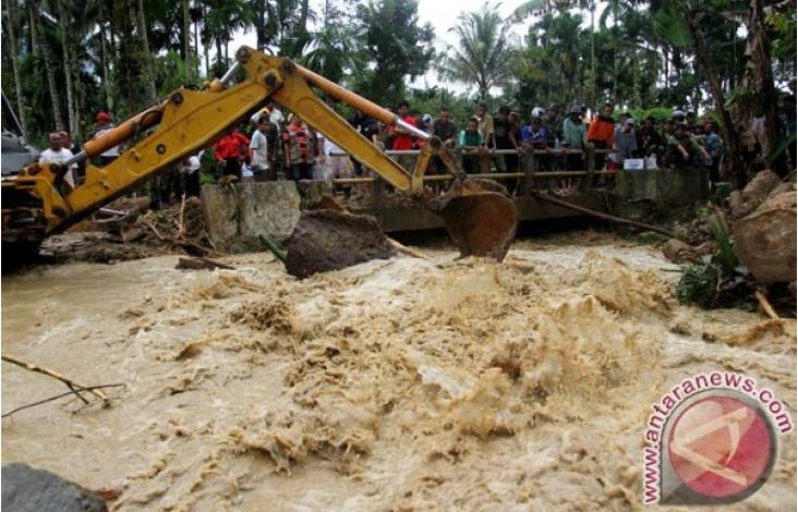 11 Kecamatan Kebanjiran di Pasaman Barat, Sumatera Barat