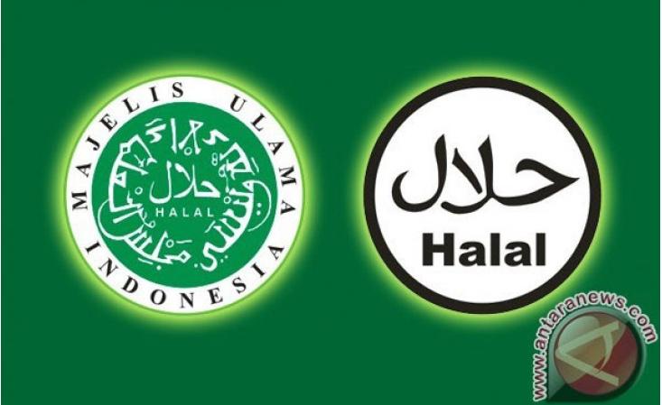 Ma'ruf Amin Menargetkan 100 Persen Produk Bersetifikat Halal