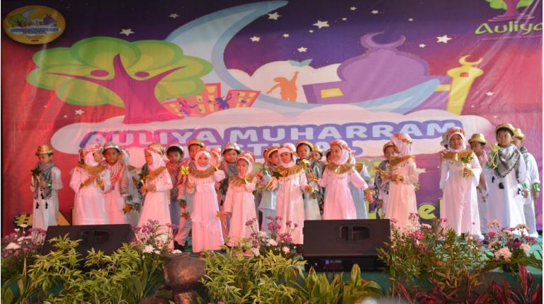 SDIT Auliya Bangkitkan Semangat Hijrah Dengan Muharram Festival