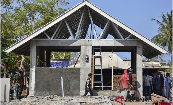UMKM dan BUMN Mengerahkan Percepat Rekonstruksi Lombok