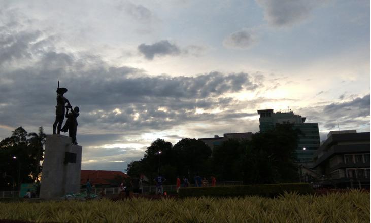 Jakarta Diperkirakan Hujan dan Disertai Angin