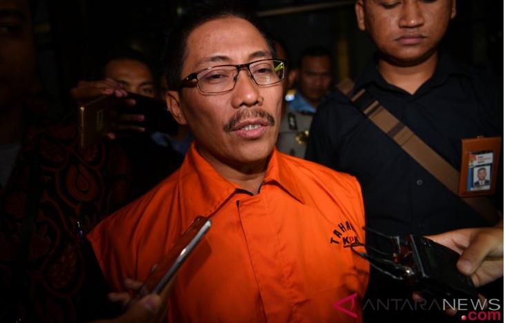 Komisi Pemberantasan Korupsi (KPK) Periksa 15 Lokasi Kasus Bupati Cirebon