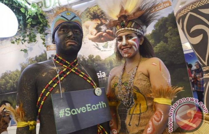 "Kampung Mandouw Ditetapkan Menjadi ""Kampung Iklim"" Utama di Papua"