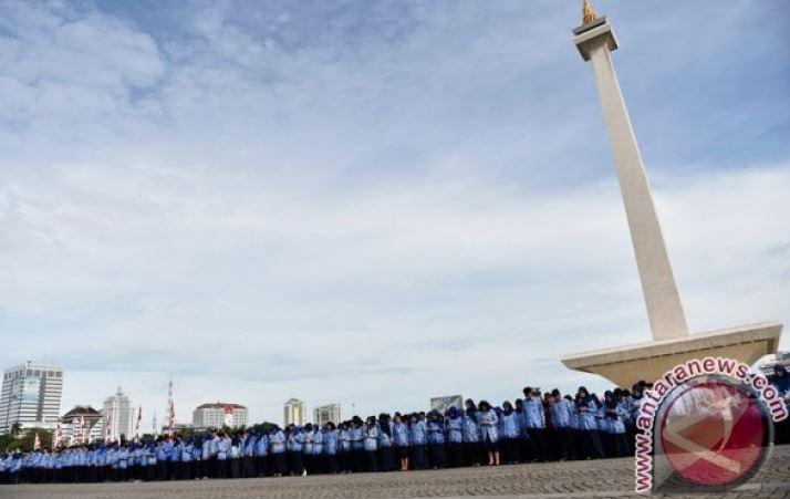Korps Pegawai Republik Indonesia (Korpri) Ajak Generasi Milenial Bangun Karakter Bangsa