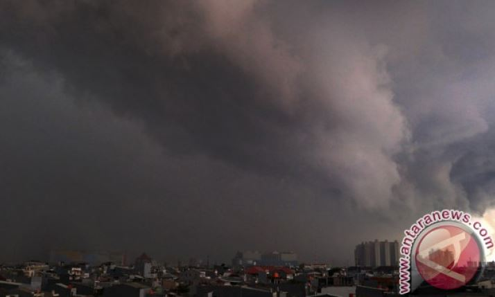 Diperkirakan Hari Ini Jabodetabek Akan Turun Hujan