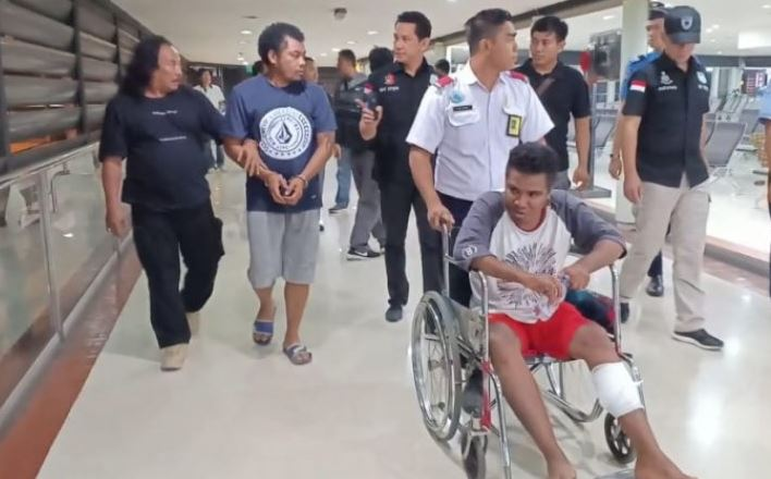 Polisi Tangkap Dalang Penganiayaan Dibalik Bentrok Antar Organisasi Diskotek Bandara