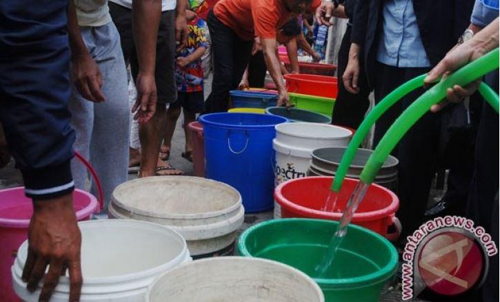 Indonesia Masih Krisis Air Bersih