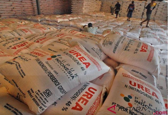 PT Pupuk Indonesia Telah Memenuhi Kebutuhan Subsidi 34,77 Juta Ton