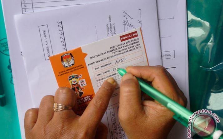 Jumlah Pemilih Di NTB Mencapai 3,6 Juta
