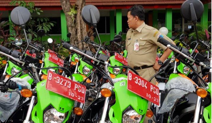 Pemerintah Daerah DKI Jakarta Mensiapkan Ratusan Kendaraan Tangani Kebersihan