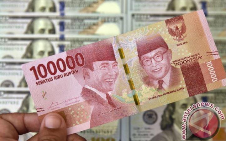 Mata Uang Rupiah Menguat Kembali Dibawah Rp14.600