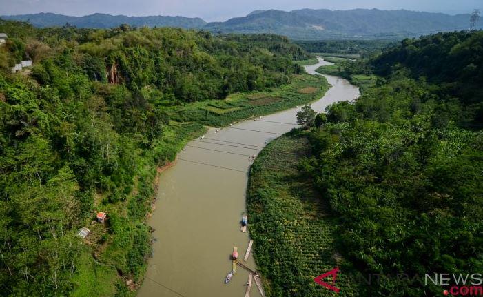 Tanaman Hidroponik Salah Satu Pelestarian Lingkungan Sungai Citarum