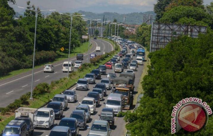 Polisi Bandung Akan Menyiapkan Pengalihan Arus Kendaraan Di Gerbang Tol Pasteur