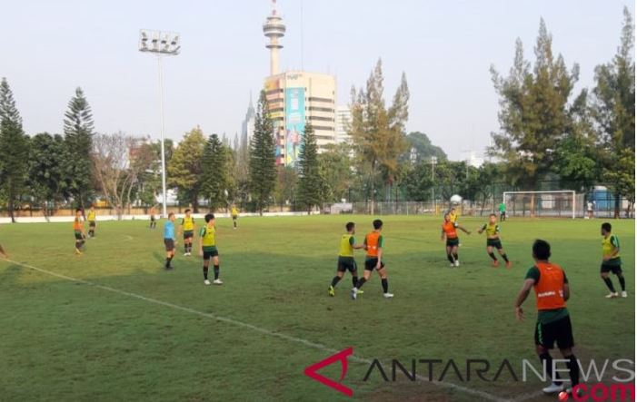 Indra Sjafri: Tak Sulit Coret Pemain Timnas U-22
