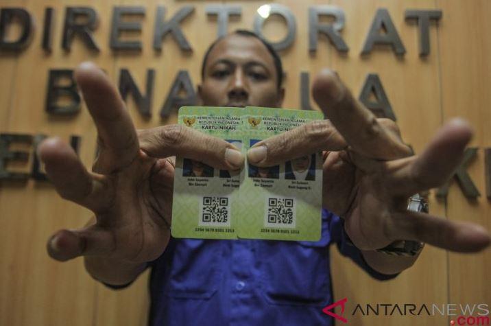 Belasan Ribu Buku Nikah Di Kalimantan Tenggah Dimusnahkan