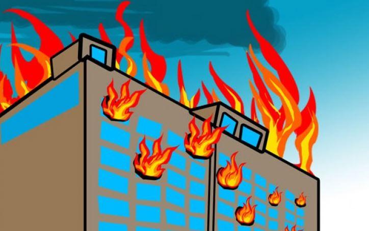 Pasutri Tewas Terbakar di Ciledug