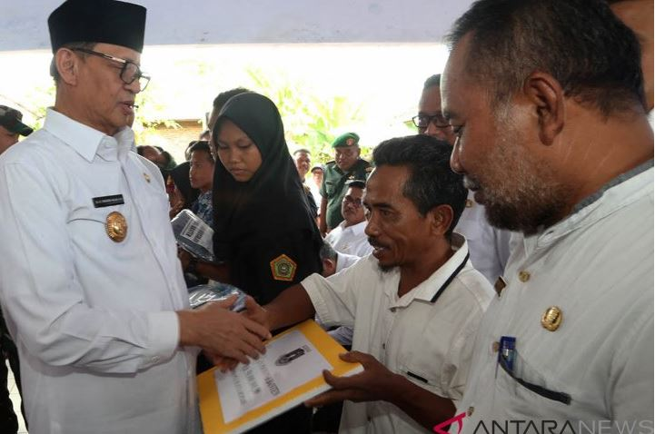 Pandeglang Banten Mengusulkan Pembangunan 824 Hunian Tetap