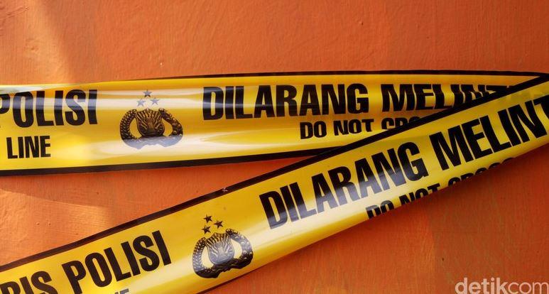 "Kawasan 'Tali Sepatu"" Minimarket Di Tangsel Dirampok, Rp 27 Juta Hilang"