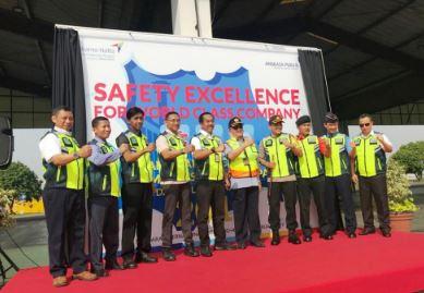 Bandara Soekarna-Hatta Menggelar Kampanye Keselamatan Penerbangan 2019