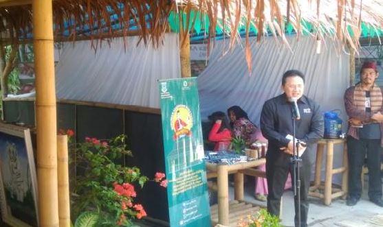 Badan Ekonomi Kreatif Menemukan Teknologi Anti Tsunami Bahan Bambu