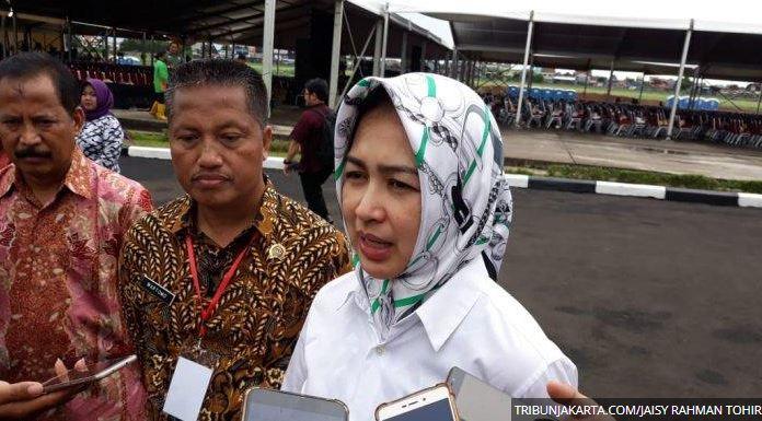 Lokasi Nonton Bareng Debat Capres Di Tangsel,Kubu Jokowo Di Restoran, Kubu Prabowo Di Posko Pemenangan