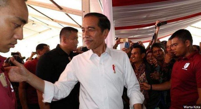 Presiden Joko Widodo Ungkap Alasan Mempercepat Pembagian 5 Ribu Sertifikat Tanah