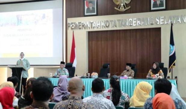 Anggaran Rp 1 Milyar Pemkot Tangerang Selatan Untuk Beasiswa ASN