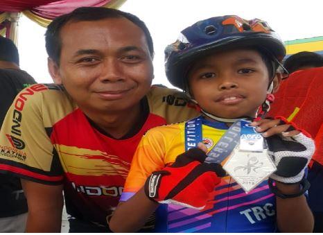 Atlet Sepatu Roda Di Kabupaten Tangerang Meraih 8 Medali