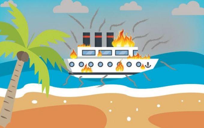Pertamina Mengkoordinasi Dengan Kepolisian Selidiki Ledakan Kapal Di Samarinda