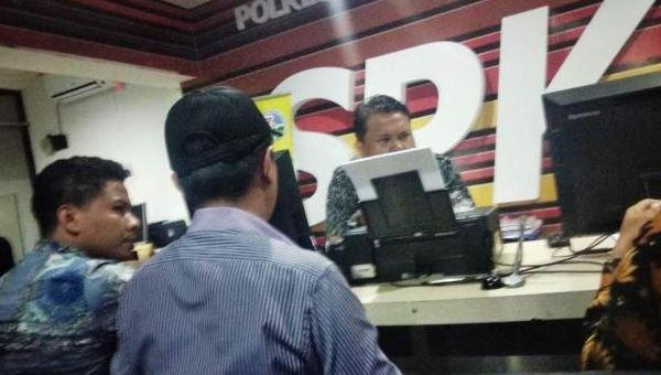 RS Mulya Di Laporkan Ke Polisi Oleh Pasien Katarak Dugaan Malpraktek