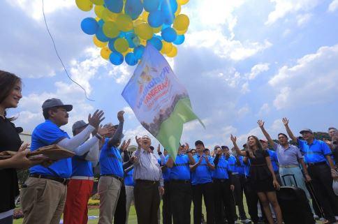 Pertama Kali Digelar, 150 Peserta Mengikuti Turnamen Golf Walikota Cup 2019