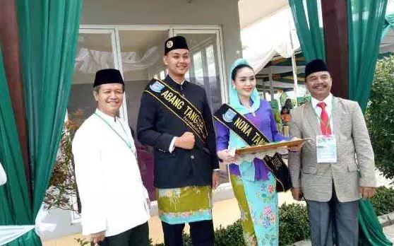 Drs. H. Djoharly Chaniago. M.M. Menginginkan Wujudkan Pusat Jajanan Kue Subuh Di Setu Tangerang Selatan