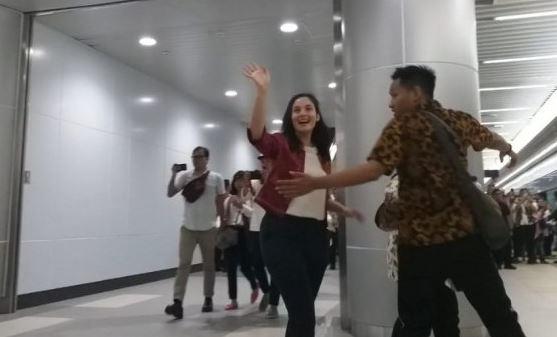 Jokowi Sebutkan Masih Ada Komplain Tentang MRT Dari Difabel