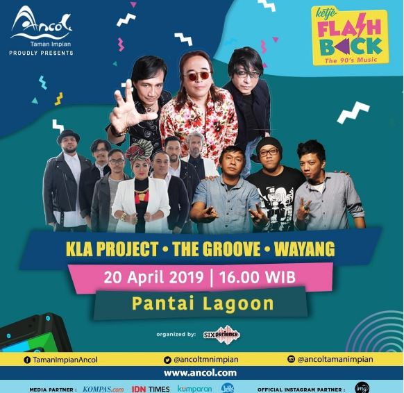 Long Weekend, Ke Ancol Saja
