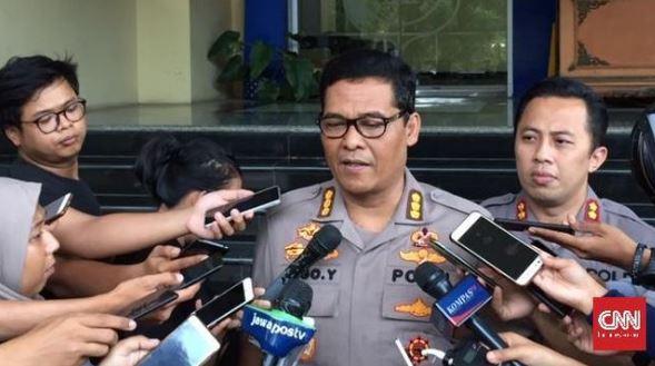 Polisi Menangkap Tokoh PA 212 Terpaut Kasus Dugaan Penipuan