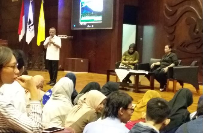 Pelatihan Dasar SDM Kepariwisataan Goes To Campus di Universitas Indonesia