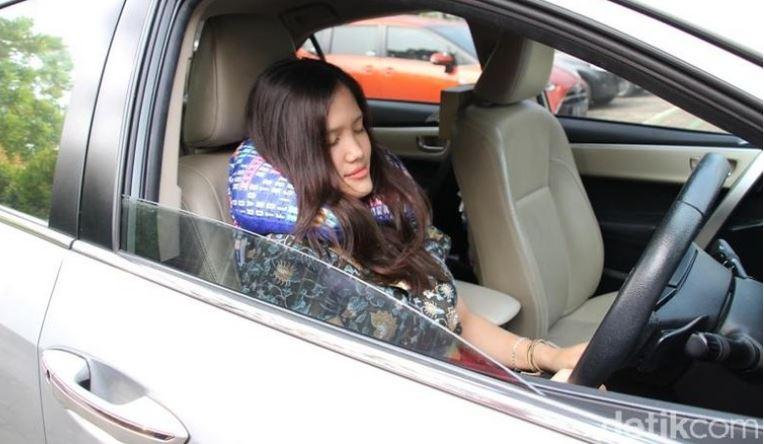 Jangan Tidur Dengan Mesin Mobil Menyala saat Kelelahan Saat Mudik