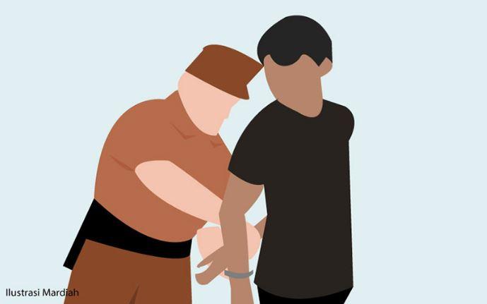 Polisi Daerah Jambi Menangkap Pejabat Dinkop Kepri Pemilik 1,3 Kg Sabu