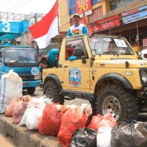 Kampanye Bahaya Sampah Plastik dari Tangerang Selatan