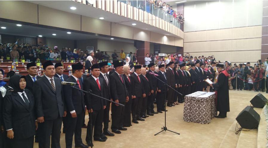 Airin Rachmi Diani: Kesamaan Visi, Persepsi Dan Motivasi Antara DPRD Dan Pemkot Tangsel Sangat Dibutuhkan